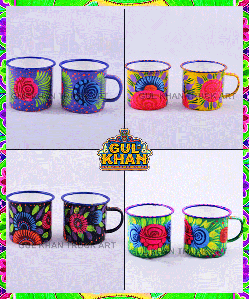 Mugs (Hand Painted)