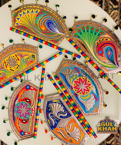 Handmade Fans