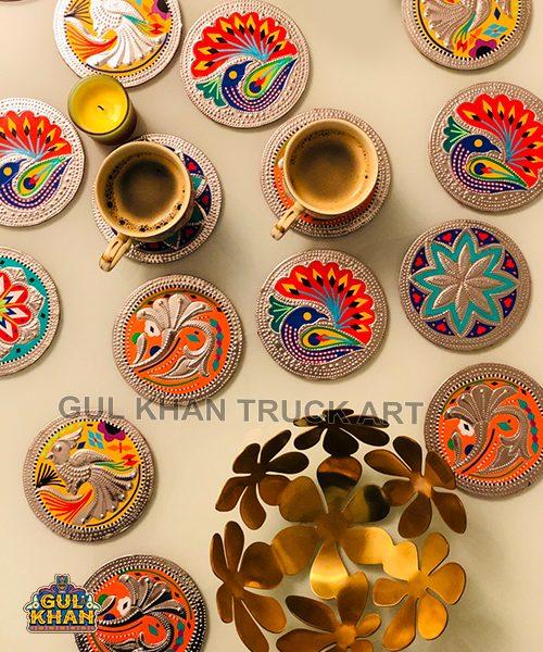 Coasters (Chamakpatti Handmade)