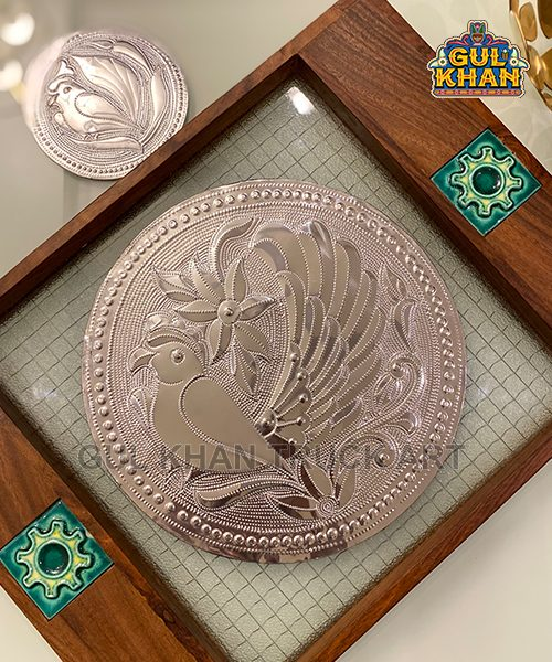 Dish Coasters (Hathorapatti Metal)