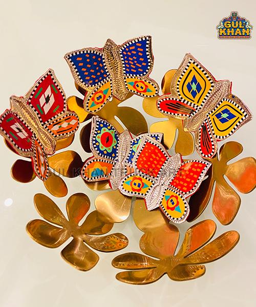 Fridge Magnets (Chamakpatti Handmade)
