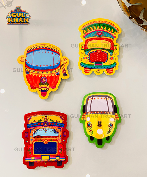 Coasters (Premium Acrylic)